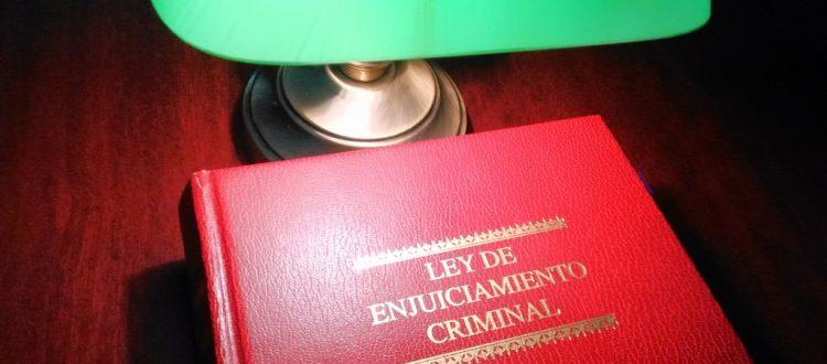 El Congreso aprueba la reforma de la Ley de Enjuiciamiento Criminal