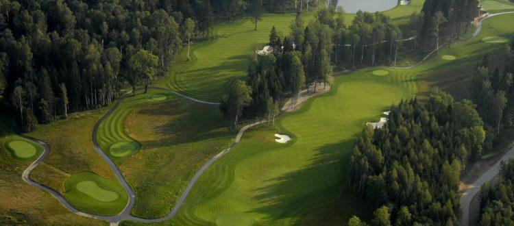 Feria Inmobiliaria en Golf Club de Moscú