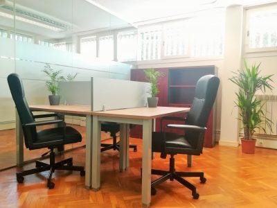 Alquiler de despachos equipados en Barcelona