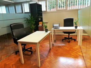 Alquiler de despachos equipados en Barcelona con servicio de secretaria