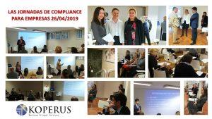 las Jornadas de Compliance para empresas