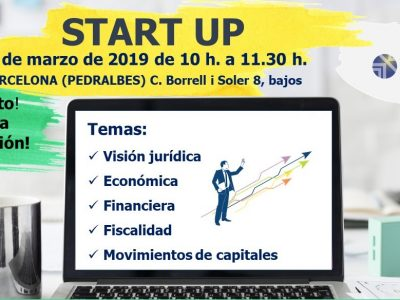 Start up Barcelona