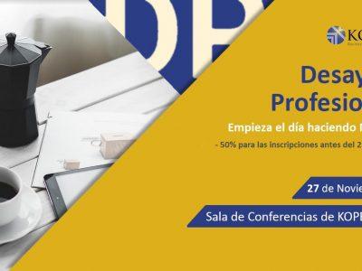 Networking en Barcelona 27.11.2019